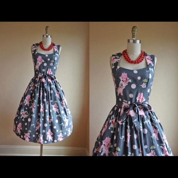 38449efb949a9b Bernie Dexter Tipsy Elephant dress. M 5bbcb374409c153700a7c606